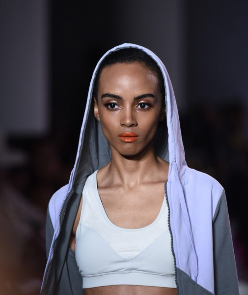 "Angela Simmons ""Vipe Activewear"" New York Fashion Week ..."