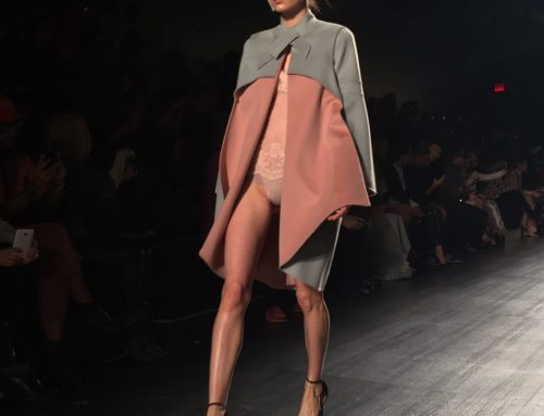 Lanyu Fall/Winter 2017 New York Fashion Week