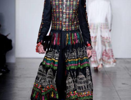 New York Fashion Week – Helen Anthony Unisex Fall/Winter18