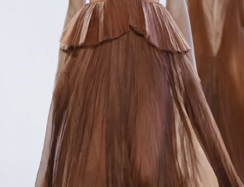 New York Fashion Week – Leanne Marshall Fall/Winter18